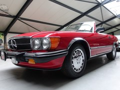 Mercedes-Benz SL 1988