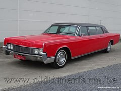 Lincoln All Models 1968