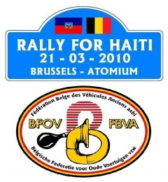 BELGIUM RALLY FOR HAITI